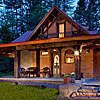 Belton Chalet - log cottages & Adobe House - Belton Chalet's 25-room lodge and two log cottages offer fresh baked pastries & fresh Montana Coffee Traders coffee every morning in the Lodge Lobby. Glacier Park's first Inn.
