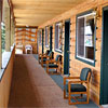 Circle R Motel and Cabins - roomy and well-priced - Year-round East Glacier Park motel boasting close proximity to pristine landscapes, alpine lakes and spectacular mountain vistas. Low-cost rooms or group-sized rental cabins.
