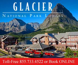 Glacier National Park Lodges Packages
