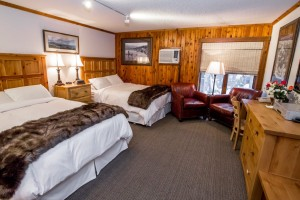 Kandahar Lodge   early December just $129/night :: Slopeside luxury rooms & suites (some w/kitchens) and well-priced lodging/dining packages available. Excellent bar, dining room & hot tub. Ski & Lodging packages.