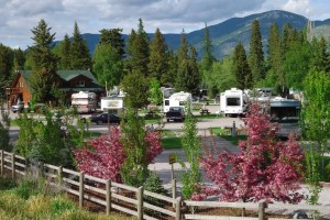 Columbia Falls RV Pk & Cabins - open Apr 1-Oct 20