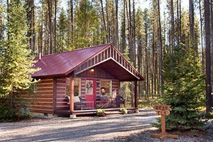 Reclusive Moose Cabins - 5 gorgeous cabins