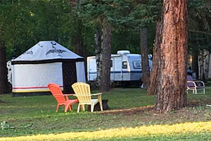 Swan Lake Trading Post RV & Campground