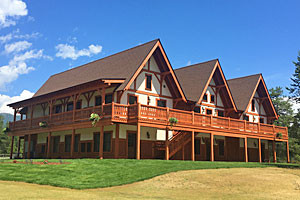 Great Northern Resort - luxury lodge rooms
