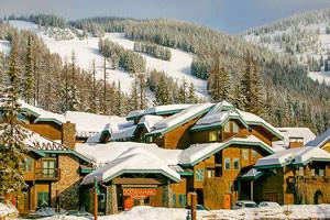 Kandahar Lodge - hotel rooms on Whitefish Mountain