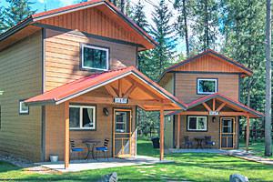 Historic Tamarack Lodge and Family Cabins