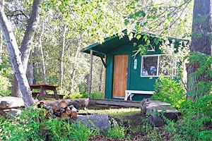 Glacier Elkhorn Cabins and Campground - Babb, MT